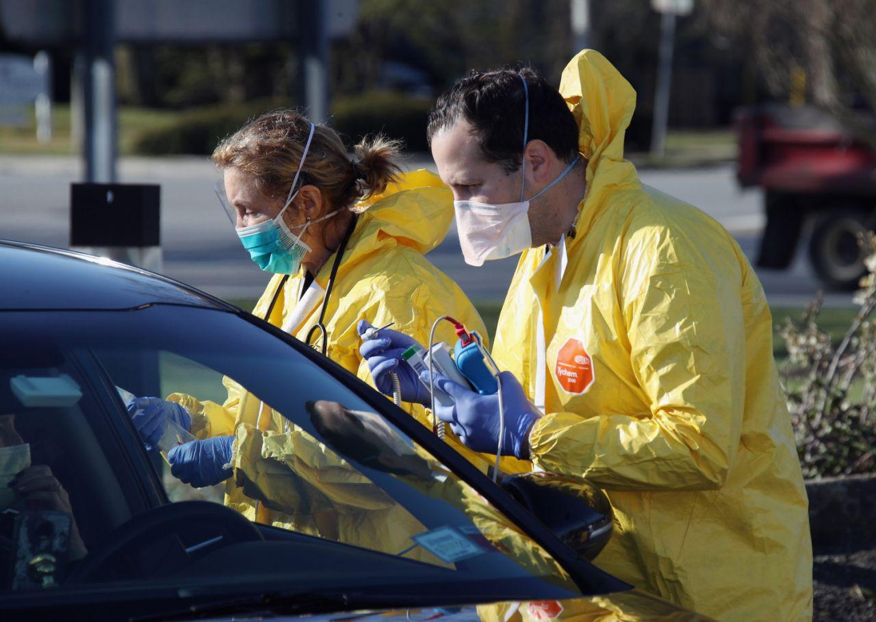 Coronavirus Response from Big Companies has been 'Shameful,' Union Leader says