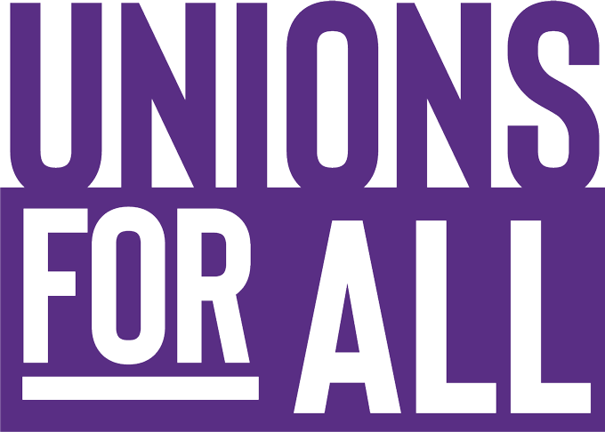 Unions for All logo